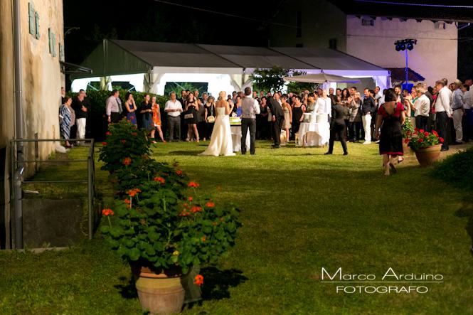 fotografo matrimonio biella festa ricevimento