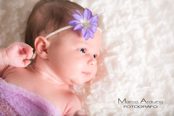 Servizio fotografico per neonati e bambini biella novara