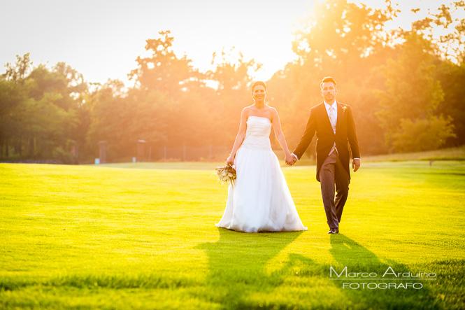 Fotografo di matrimonio biella Tenuta Castello golf club Cerrione