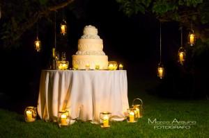 wedding cake reportage di matrimonio castello di cerrione