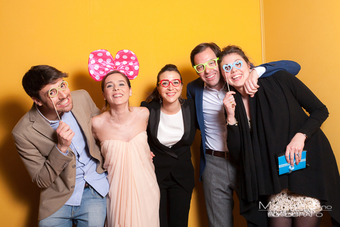 photo booth per matrimoni ed eventi in novara biella vercelli milano varese