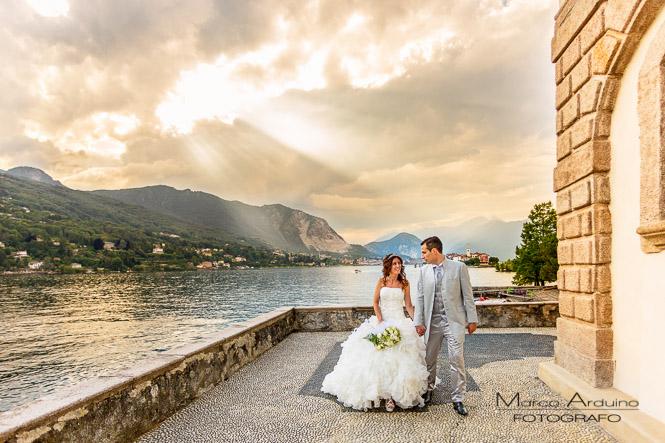fotografo matrimonio isole borromee lago maggiore