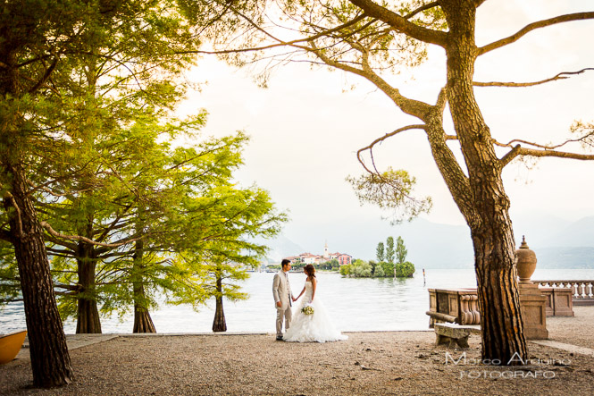 destination wedding photographer lake maggiore borromean island