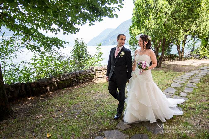 fotografo matrimonio lago lugano canton ticino