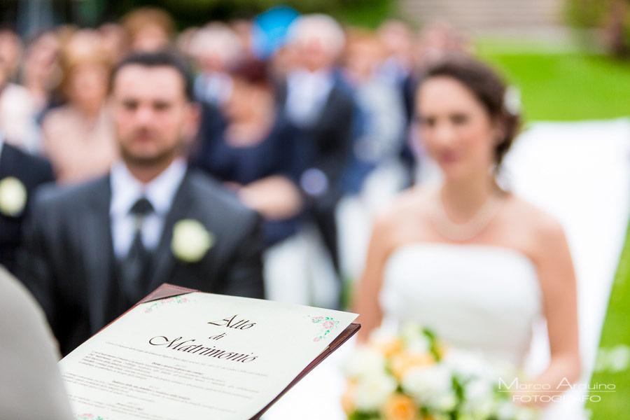 matrimonio rito civile lago maggiore villa giulia Verbania