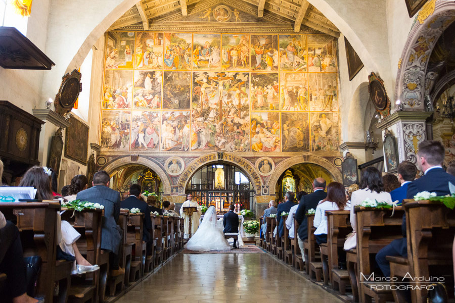 matrimonio santa maria delle grazie varallo sesia