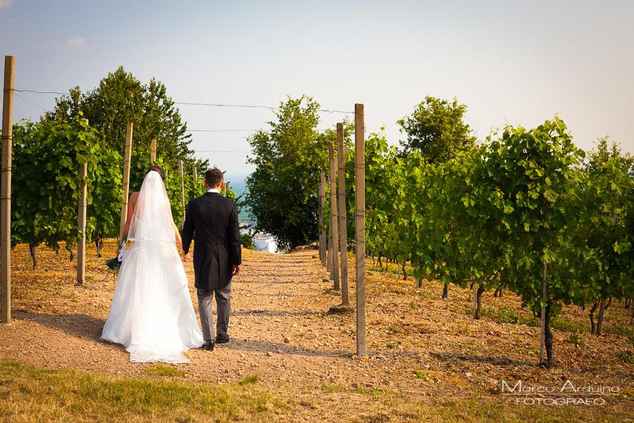 sposarsi fra le vigne piemontesi