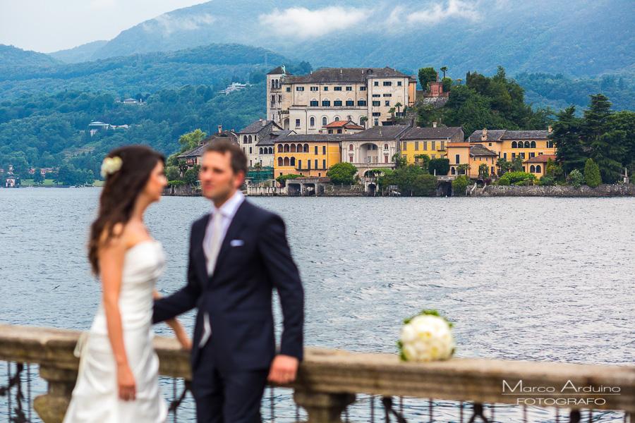 fotografo matrimonio Orta San Giulio