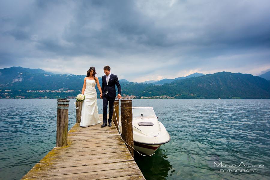 fotografo matrimonio lago orta