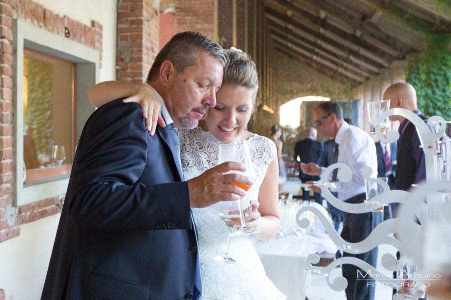ricevimento di nozze pavia