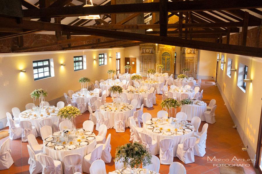 fotografo matrimonio Tenuta Castello Golf Club Cerrione Biella