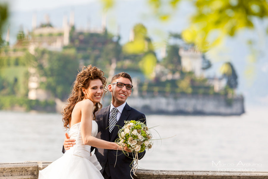 fotografo matrimonio isole borromee