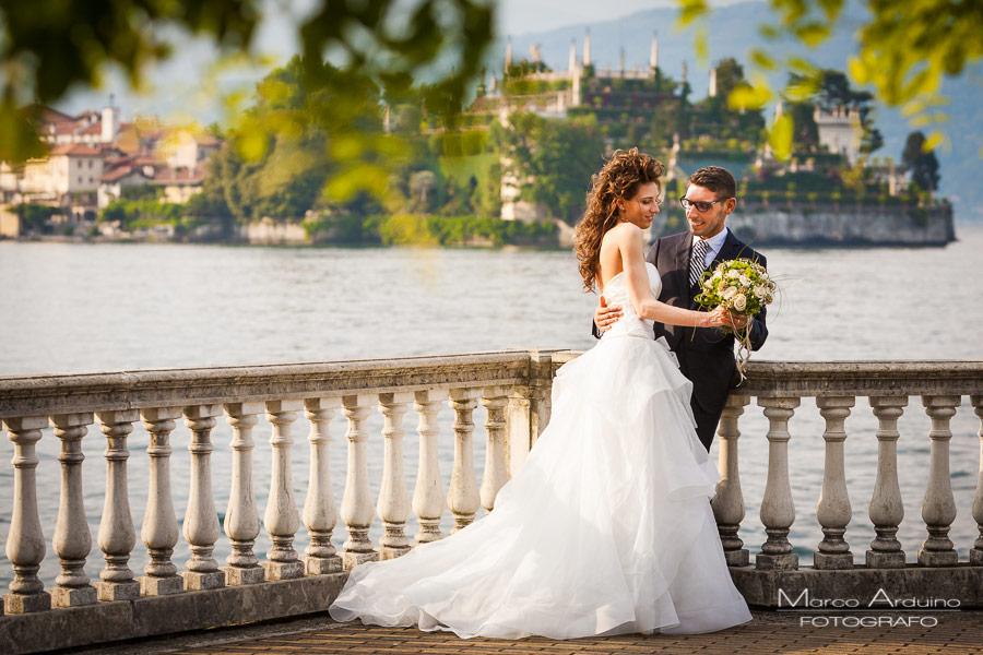 reportage fotografico di nozze isole borromee