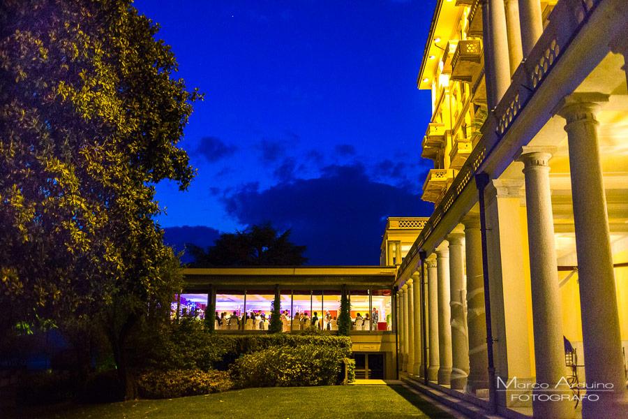 matrimonio grand hotel majestic