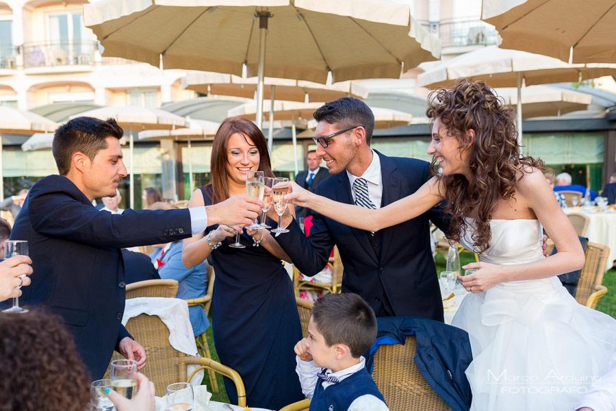 ricevimento di nozze stresa