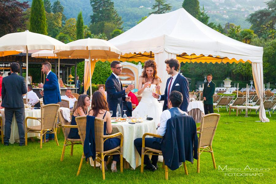 ricevimento di nozze stresa lago maggiore
