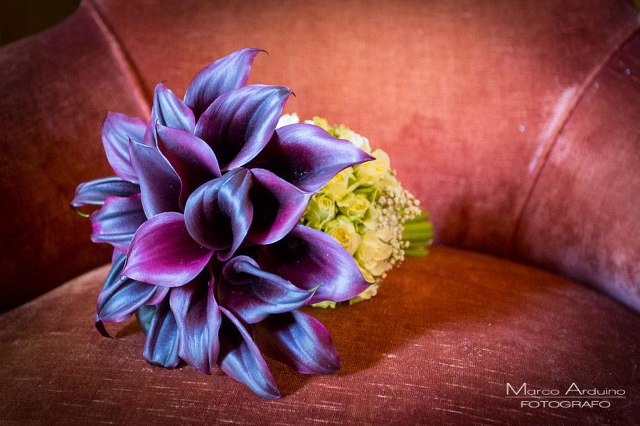 bouquet sposa fotografo Marco Arduino