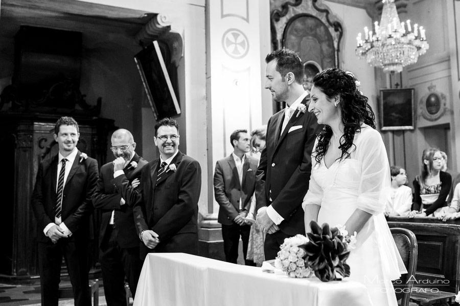 fotografo matrimonio castello san sebastiano po torino