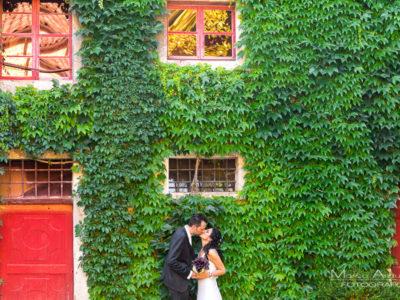 fotografo matrimonio castello san sebastiano po