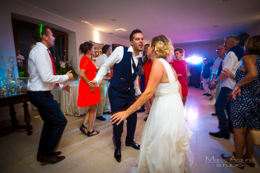 fotografo matrimonio tenuta variselle lago viverone