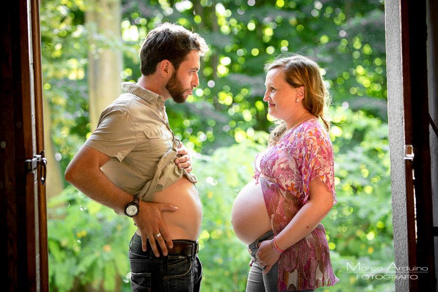 fotografo gravidanza novara biella