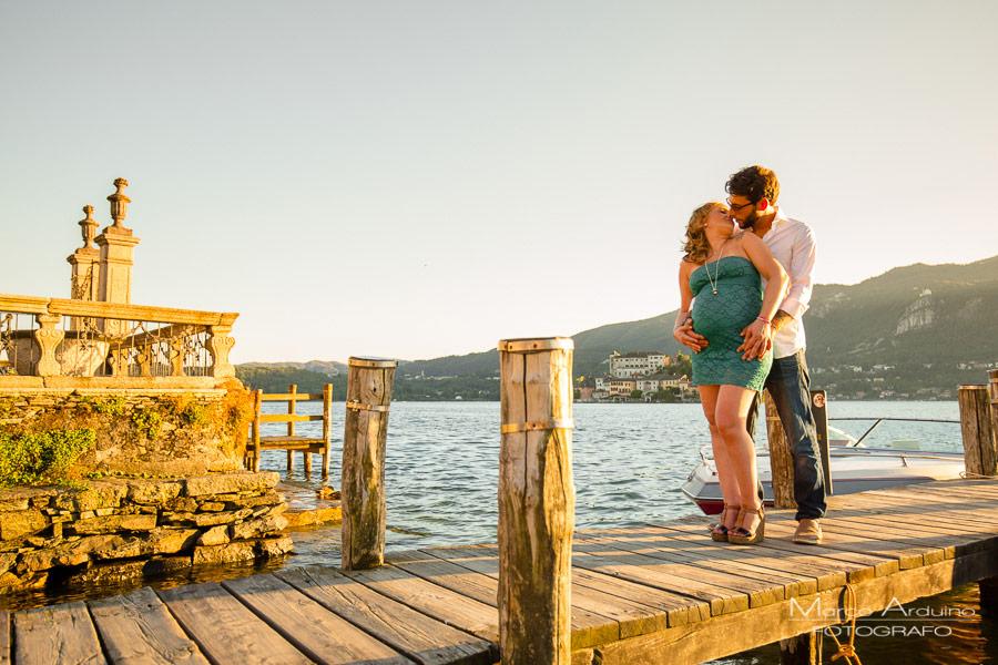 fotografo gravidanza novara biella laghi