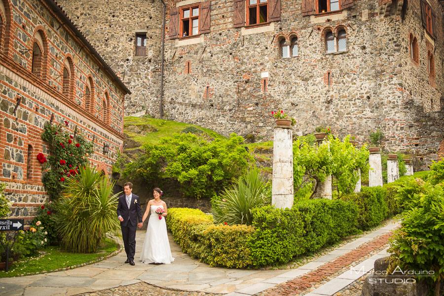 reportage matrimonio castello pavone ivrea torino piemonte