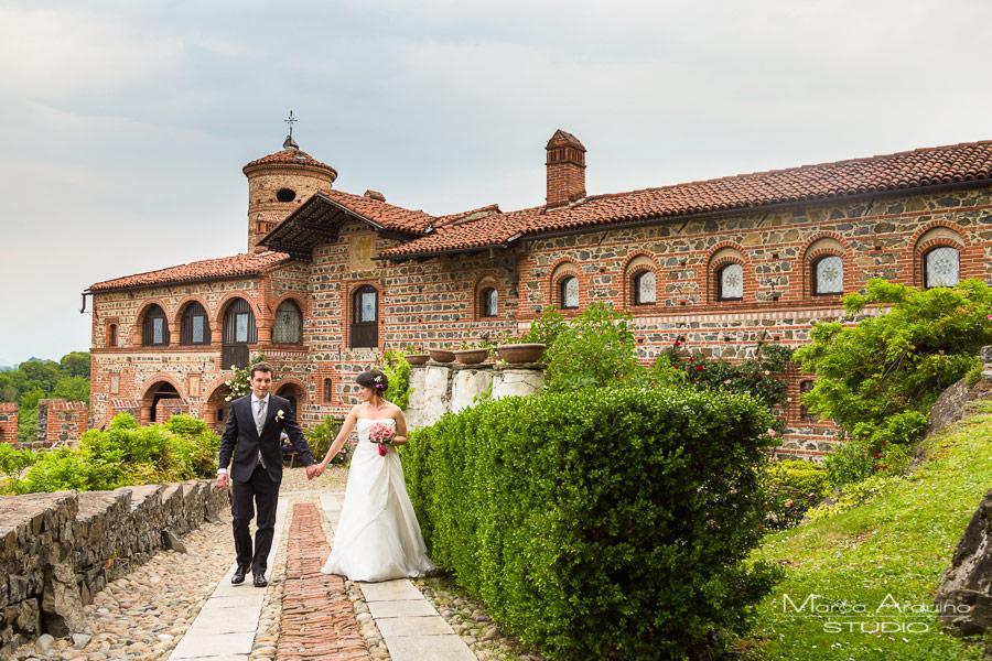 servizio fotografico matrimonio castello di pavone ivrea torino