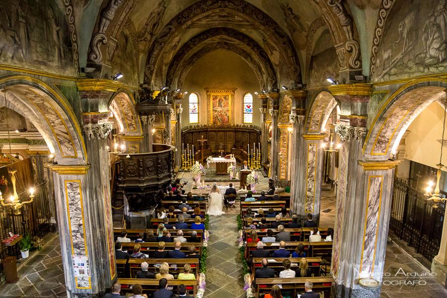 fotografo matrimonio salussola chiesa