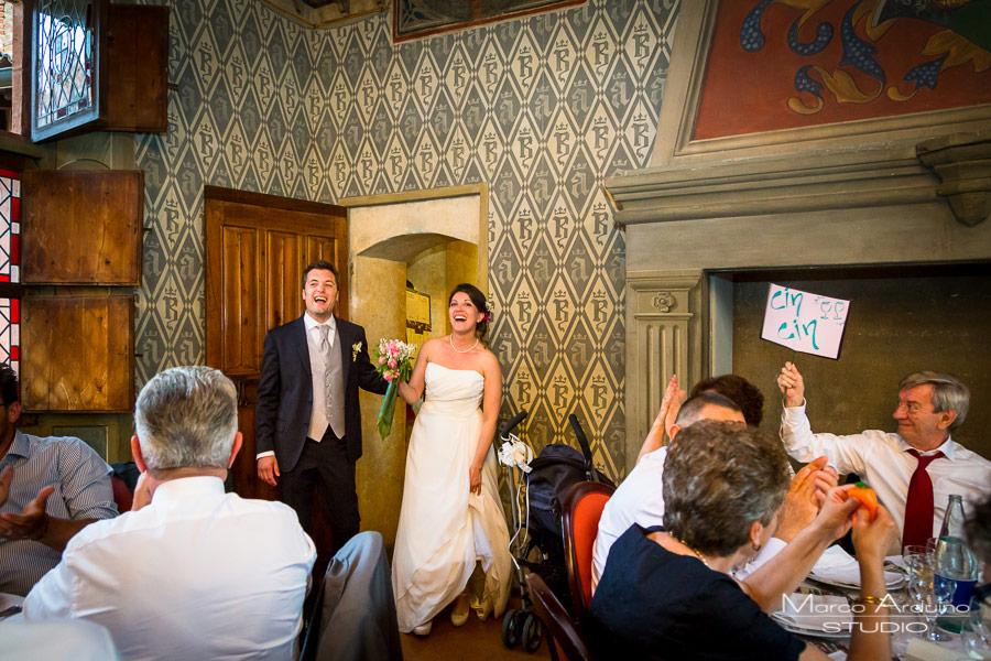 reportage matrimonio castello piemonte pavone canavese torino