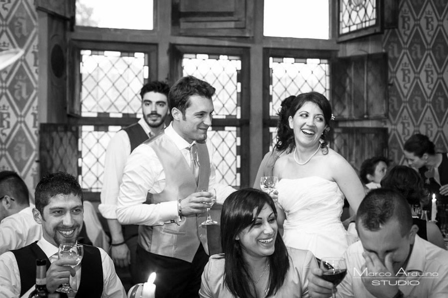 reportage matrimonio castello pavone canavese ivrea torino