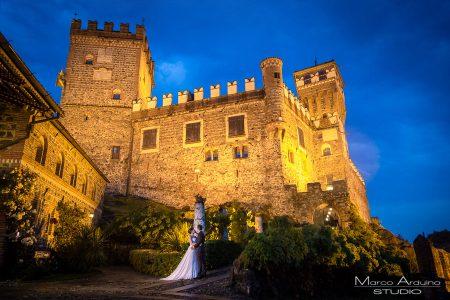 matrimonio castello pavone