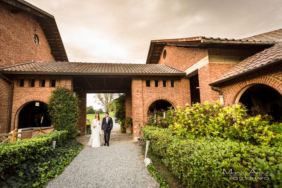 location matrimonio tenuta castello golf club cerrione biella