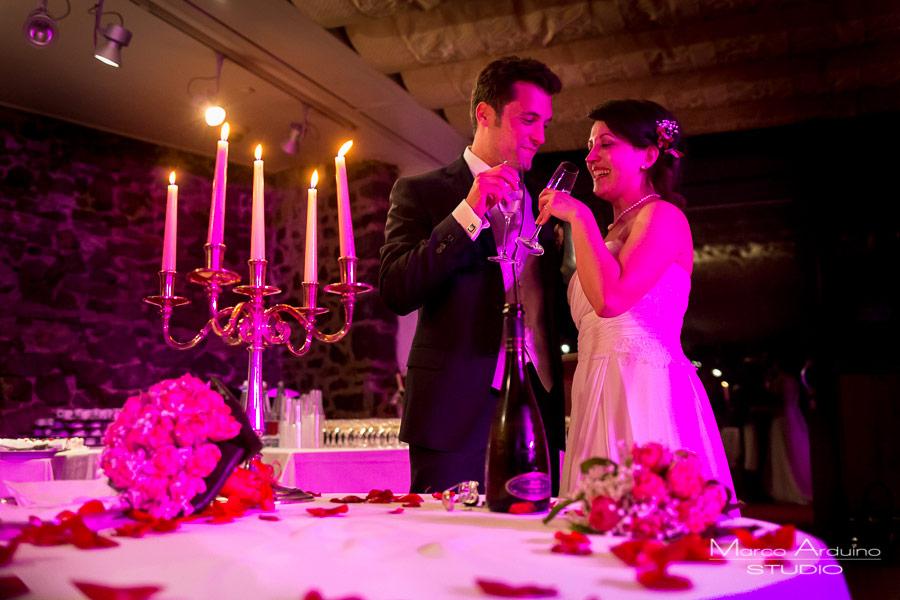ricevimento matrimonio castello pavone ivrea torino