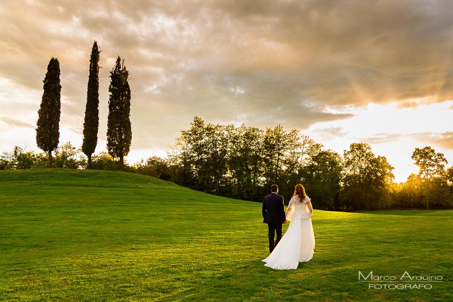 fotografo matrimonio tenuta castello golf club cerrione biella piemonte
