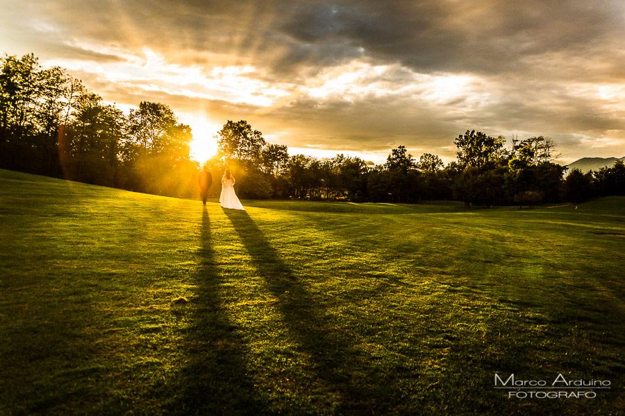 fotografo matrimonio biella location castello di cerrione
