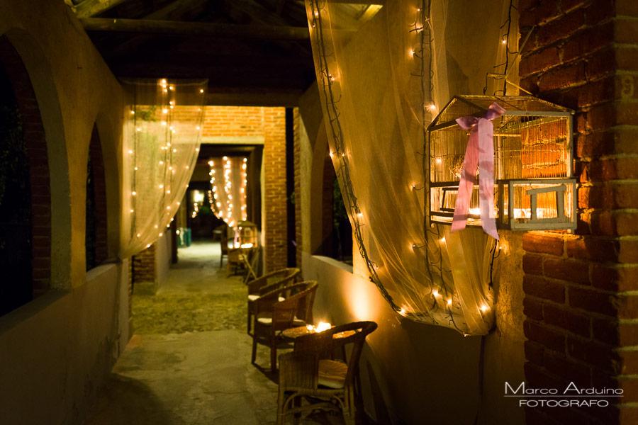 fotografo matrimonio tenuta castello di cerrione biella