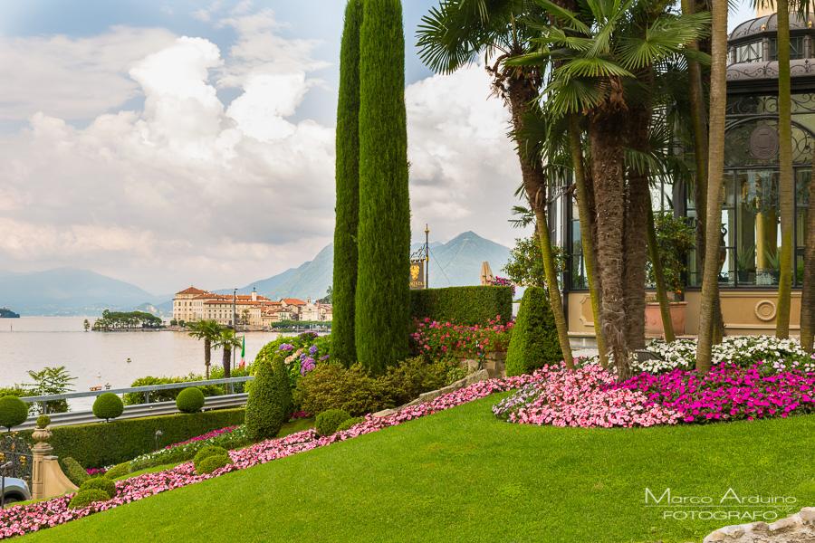 fotografo matrimonio stresa villa Aminta lago maggiore