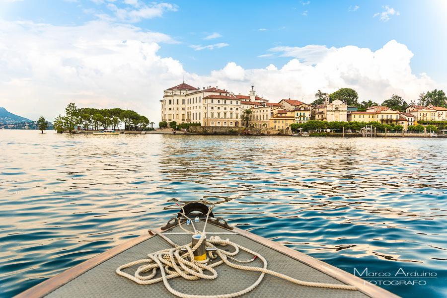 fotografo matrimonio isola bella lago Maggiore