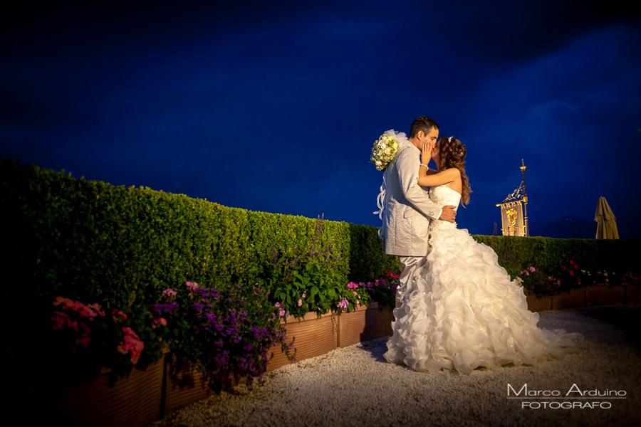 servizio fotografico matrimonio villa Aminta stresa lago maggiore