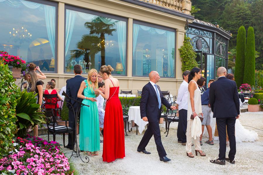 ricevimento di matrimonio a villa aminta stresa lago maggiore
