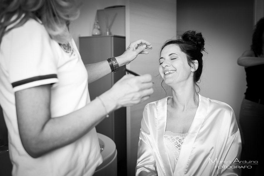 fotografo matrimonio novara trucco sposa
