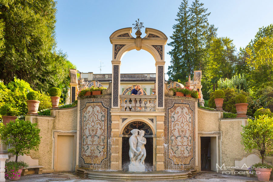 engagement session Grand Hotel des Iles Borromees Stresa lago Maggiore