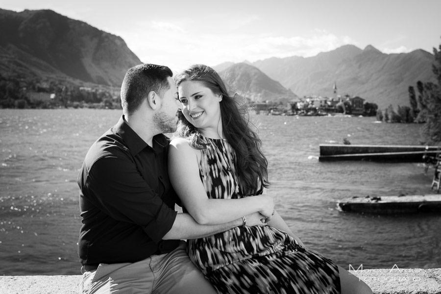 engagement isole borromeo Stresa lago Maggiore