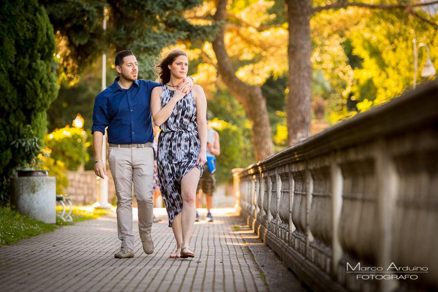 prematrimoniale - engagement pallanza lago Maggiore