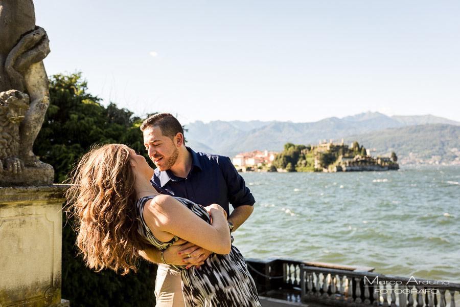 engagement session prematrimoniale Stresa lago Maggiore