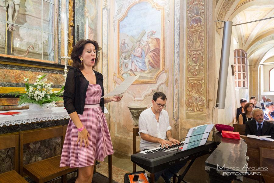 musica in chiesa mandello vitta novara