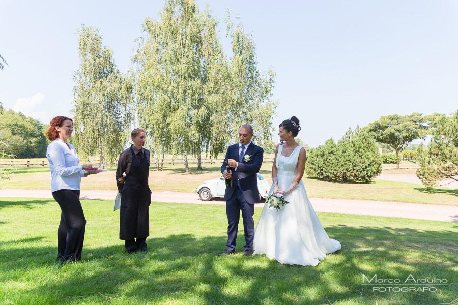 ricevimento matrimonio parco le cicogne barengo novara