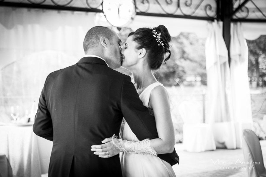 servizio fotografico di matrimonio parco le cicogne Novara