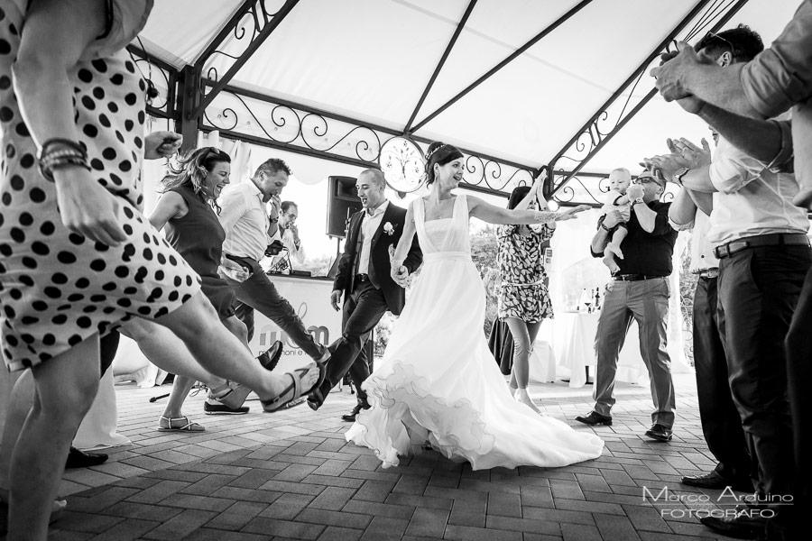 festa di matrimonio alla location parco le cicogne Novara